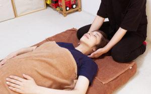 妊婦カイロプラクティック流れ4