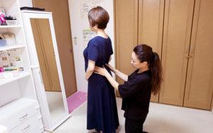 妊婦カイロプラクティック流れ8