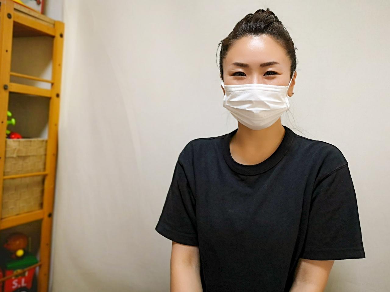 マスクで接客・施術をさせていただきます