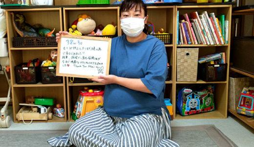むくみ防止と太りすぎ注意の為に来はじめました!! 結果、病院で一度も指摘されず